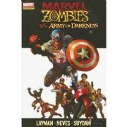 Marvel Zombies vs. Army of Darkness Second 2nd Print Hardcover HC